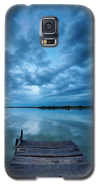 Solitary Pier Galaxy S5 Case