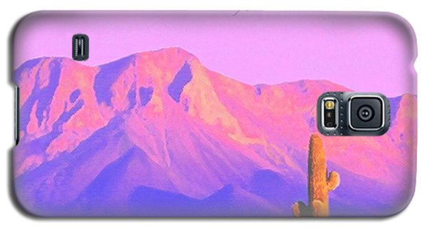 Solitary Silent Sentinel Galaxy S5 Case