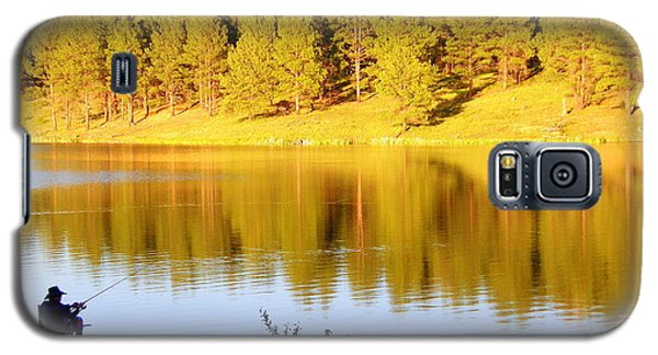 Galaxy S5 Case featuring the photograph Solitude by Antonia Citrino