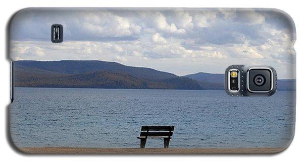Solitude At Lake Khuvsgul Galaxy S5 Case