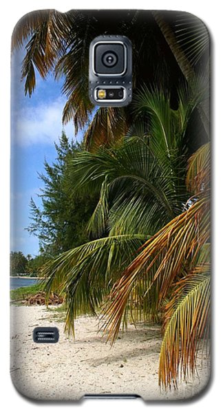 Galaxy S5 Case featuring the photograph Nude Beach by The Art of Alice Terrill