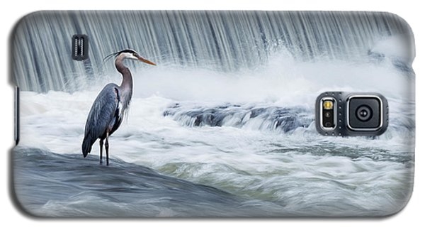 Solitude In Stormy Waters Galaxy S5 Case