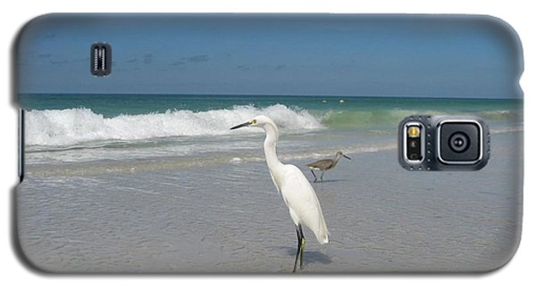 Galaxy S5 Case featuring the photograph Solitude by Jean Marie Maggi