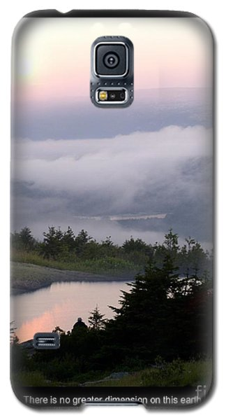 Galaxy S5 Case featuring the photograph Solitude by Mary Lou Chmura