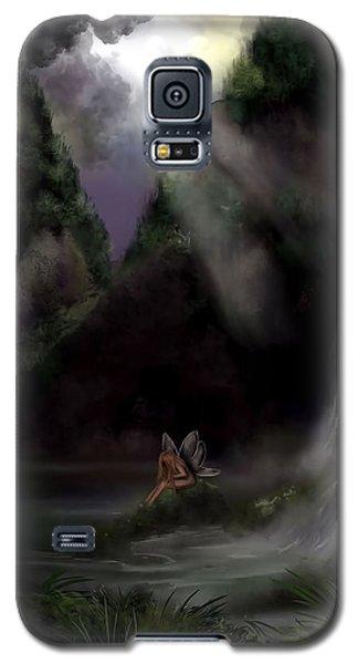Solitude Galaxy S5 Case by Ron Grafe