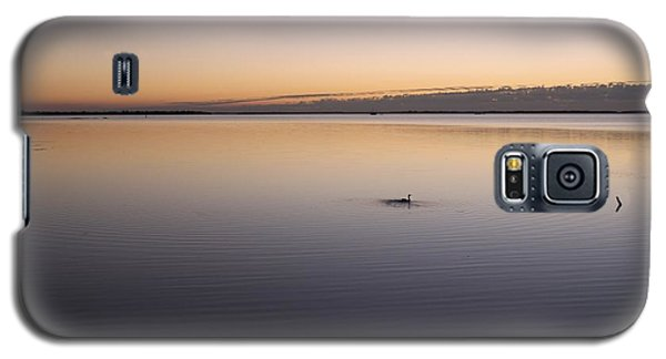 Galaxy S5 Case featuring the photograph Solitude by Sandy Molinaro