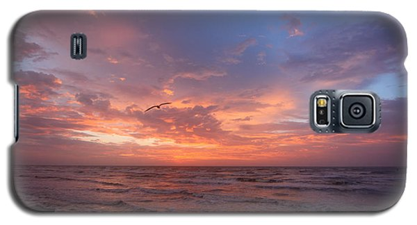 Solo Flight At Dawn Galaxy S5 Case