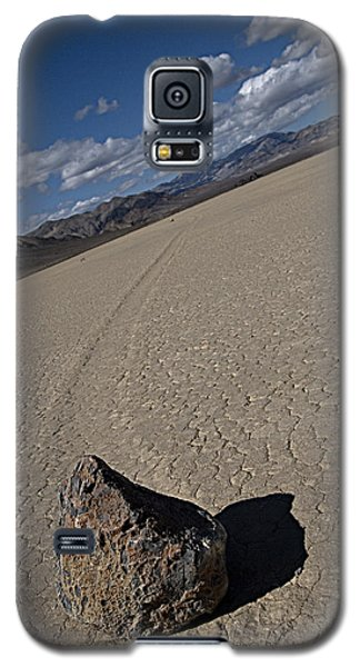 Galaxy S5 Case featuring the photograph Solo Slider by Joe Schofield