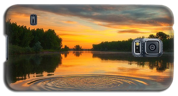 Solstice Ripples Galaxy S5 Case