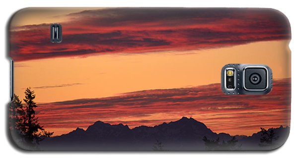 Solstice Sunset I Galaxy S5 Case