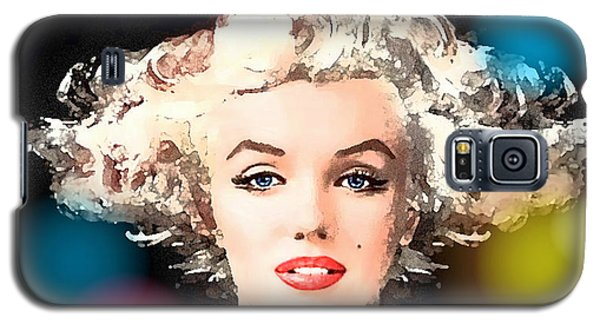 Marilyn - Some Like It Hot Galaxy S5 Case