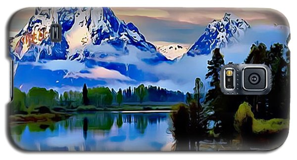 Some Place Some Where Galaxy S5 Case