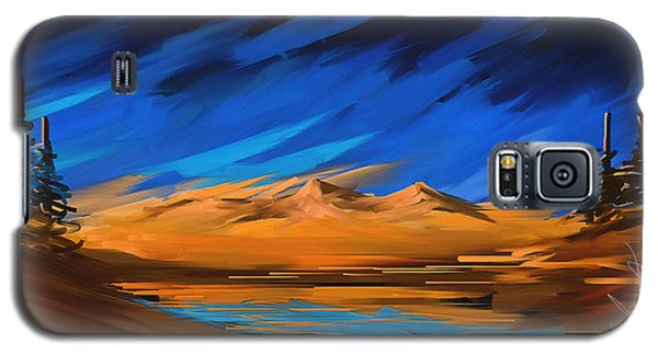 Someplace On My Mind Galaxy S5 Case by Steven Lebron Langston