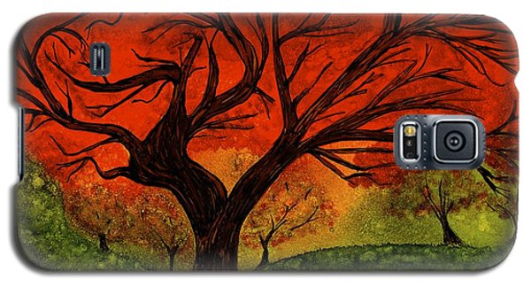 Something About Autumn Galaxy S5 Case
