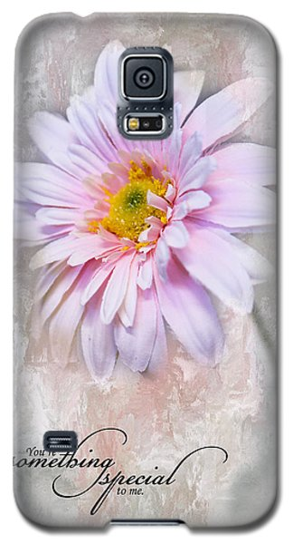 Galaxy S5 Case featuring the photograph Something Special by Mary Timman