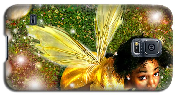 Something To Believe In Galaxy S5 Case