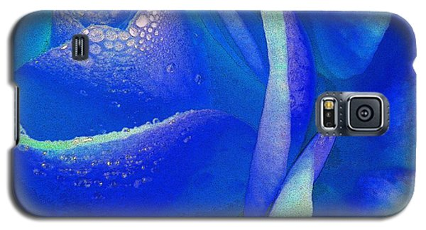 Galaxy S5 Case featuring the photograph Sometimes Blue by Everette McMahan jr