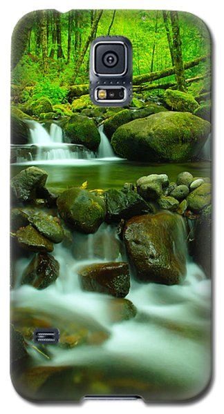 Sometimes Its Best To Sit And Dream Galaxy S5 Case by Jeff Swan
