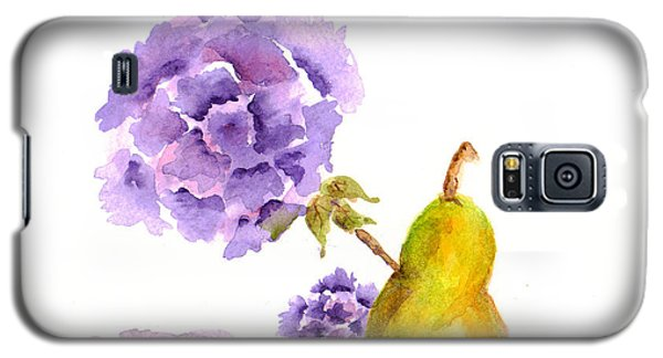 Galaxy S5 Case featuring the painting Sometimes Love Hurts by Paula Ayers
