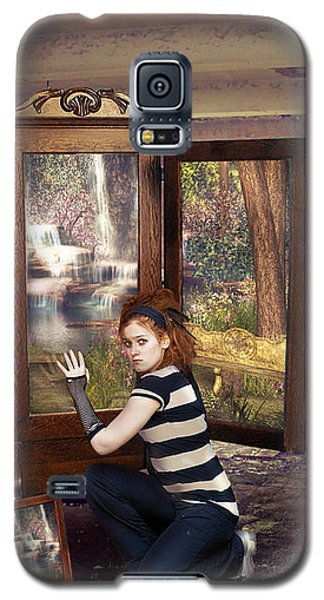 Somewhere Better Galaxy S5 Case by Linda Lees