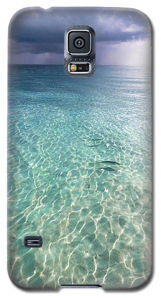 Somewhere Is Rainy. Maldives Galaxy S5 Case