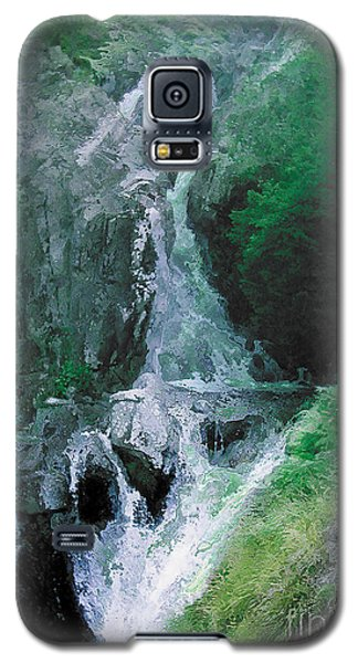 Somewhere Only We Know 6 Galaxy S5 Case