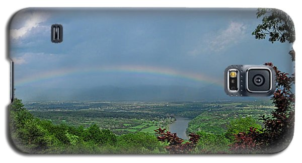 Somewhere Over The Blue Ridge Galaxy S5 Case