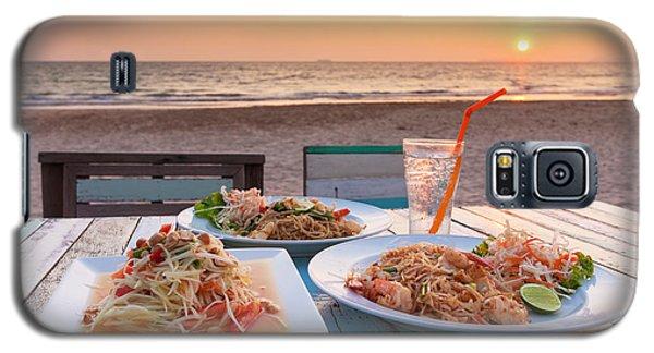 Somtum Pad Thai Galaxy S5 Case