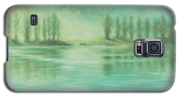 Song For Monet Galaxy S5 Case by Laurie Stewart