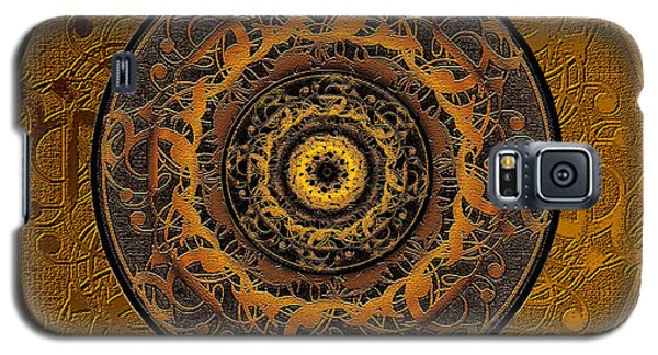 Song Of Heaven Mandala Galaxy S5 Case