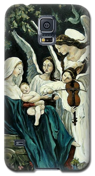 Song Of The Angels Galaxy S5 Case