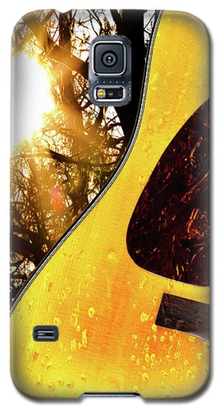 Songs From The Wood Galaxy S5 Case by Bob Orsillo
