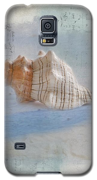 Songs Of The Sea Galaxy S5 Case by Betty LaRue