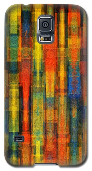 Sonic Dreams Of Glory Galaxy S5 Case