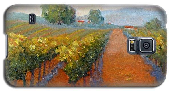 Sonoma Vineyard Galaxy S5 Case