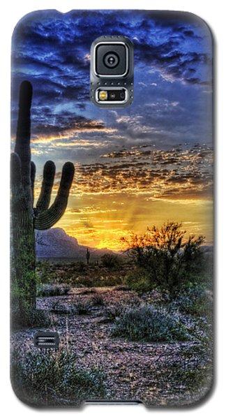 Sonoran Sunrise  Galaxy S5 Case