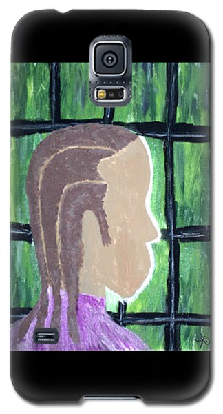 Soon - Abstract Painting - Ai P. Nilson Galaxy S5 Case