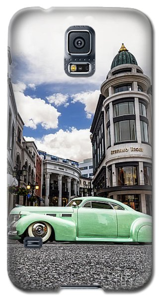 Sophia On Rodeo II Galaxy S5 Case by Holly Martin