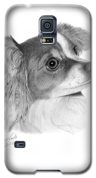 Sophie - 013 Galaxy S5 Case by Abbey Noelle