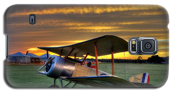 Sopwith Sunset Galaxy S5 Case