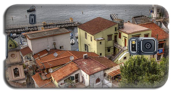 Galaxy S5 Case featuring the photograph Sorrento by Uri Baruch
