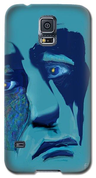 Sorrow Galaxy S5 Case by Gabrielle Schertz