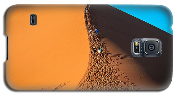 Climbing Big Daddy  Galaxy S5 Case