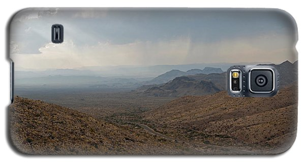 Sotol Scenic Overlook Big Bend National Park Galaxy S5 Case by Shawn O'Brien