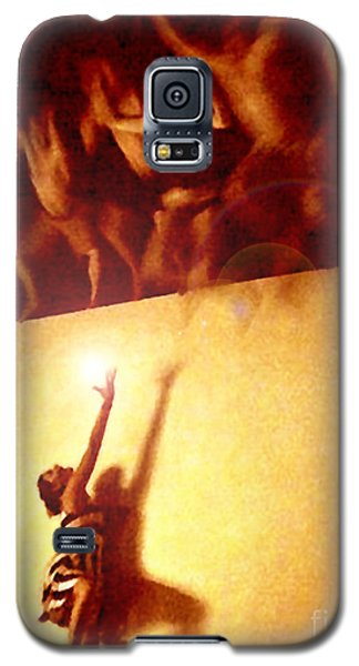Galaxy S5 Case featuring the photograph Soul Catcher by Cristophers Dream Artistry