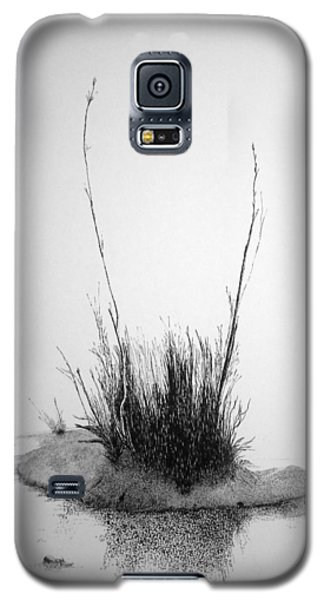 Galaxy S5 Case featuring the painting Soul Etude by A  Robert Malcom