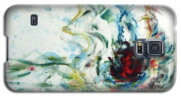 Soul Fire Galaxy S5 Case