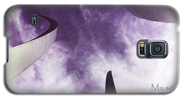 Soul In The Sky - Us Air Force Memorial Galaxy S5 Case