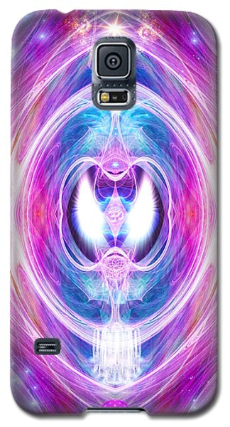 Soul Portrait Galaxy S5 Case