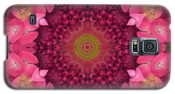 Soul Sister Mandala Galaxy S5 Case